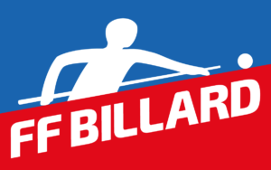 Logo de la Fédération Française de Billard