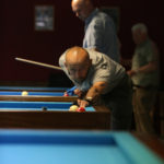 Joueurs de billard - Crédits photo ©Yannick Perrin