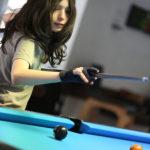 Jeune joueur de billard - Crédits photo ©Yannick Perrin